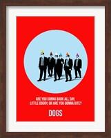 Framed Dogs 2