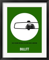 Framed Bullitt 2