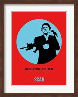 Framed Scar 1