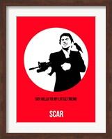 Framed Scar 2