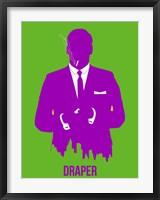 Framed Draper 1
