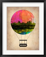 Framed Anchorage Air Balloon