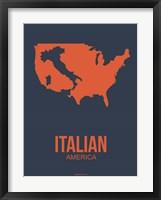 Framed Italian America 3