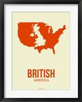 Framed British America 1