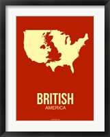 Framed British America 2