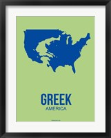 Framed Greek America 2