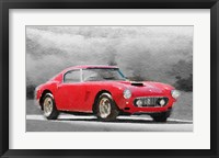Framed 1960 Ferrari 250 GT SWB