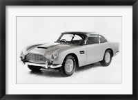 Framed 1964 Aston Martin DB5