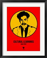 Framed Cultural Learnings 2