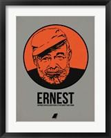 Framed Ernest 1
