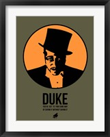 Framed Duke 2
