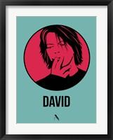 Framed David  3