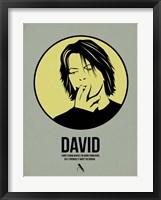 Framed David  4