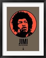 Framed Jimi 1