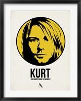 Framed Kurt 1