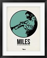 Framed Miles 1