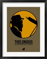 Framed Thelonious 2