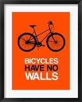 Framed Bicycles Have No Walls 1