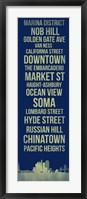 Framed Streets of San Francisco 4