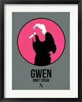 Framed Gwen 1
