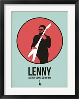 Framed Lenny 1