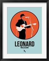 Framed Leonard
