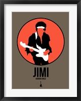 Framed Jimi