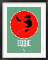 Framed Eddie