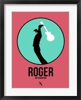 Framed Roger