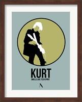 Framed Kurt