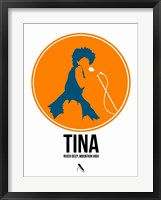 Framed Tina