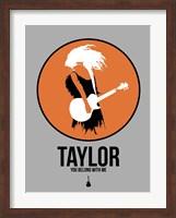 Framed Taylor