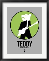 Framed Teddy