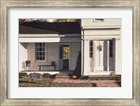 Framed Welcome Home Autumn