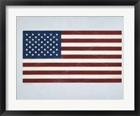 Framed American Flag 2