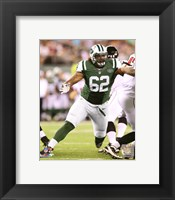 Framed Leonard Williams 2015 Action