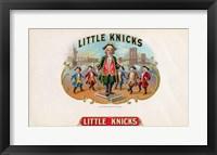 Framed Little Knicks
