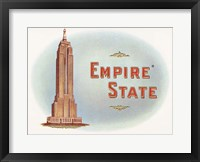 Framed Empire State
