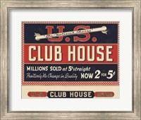 Framed Club House