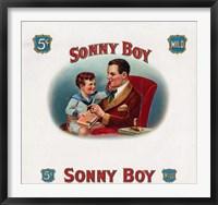 Framed Sonny Boy