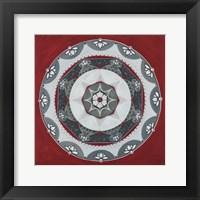 Framed Everything Mandala