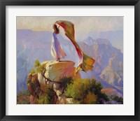 Framed Spirit of the Canyon