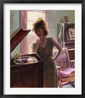 Framed Phonograph Days