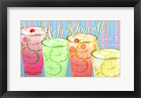 Framed Refreshments