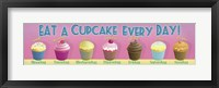 Framed Cupcake Every Day