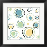 Framed Retro Circle 1