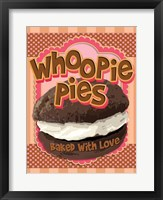 Framed Whoopie Pies - Baked With Love