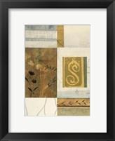 Grasses 2 Framed Print