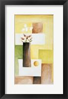 Floral Arrangement 4 Framed Print