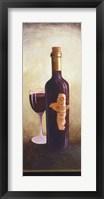 Red Wine 1 Framed Print